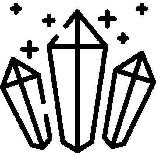 Minerály Ikona